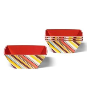 Missoni x Target Striped Melamine Cereal Bowl Set